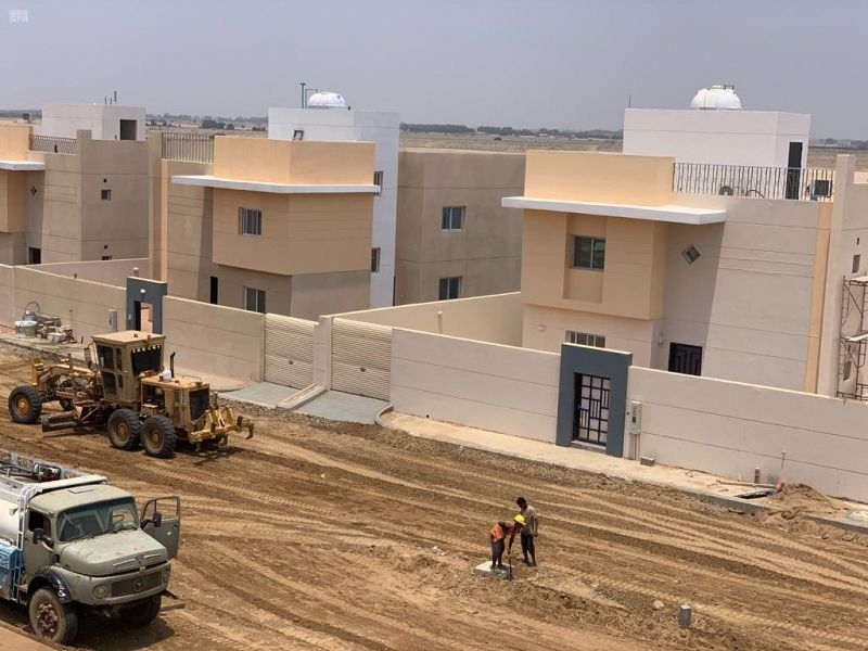 Sarh Al-Tiqnah Company is the main developer of the project.