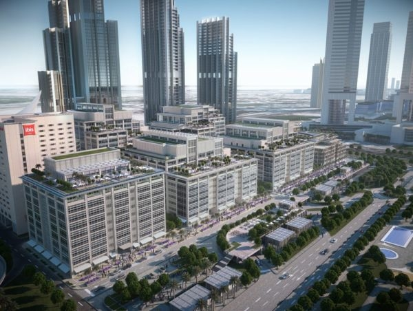 ASGC on track to handover 25hours Hotel in DWTC