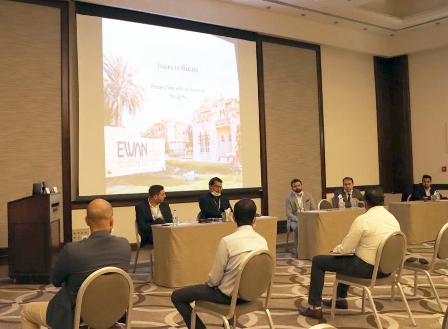 Lootah Real Estate Development's (Lootah) annual leaseholder meeting