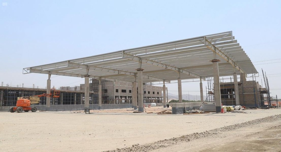 Phase 1 of bus infrastructure project in Saudi's Makkah 22% complete