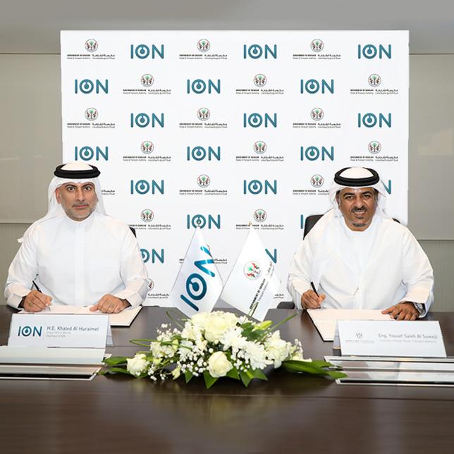 WORLD EV DAY: ION, Sharjah RTA reveal sustainable EV fleet