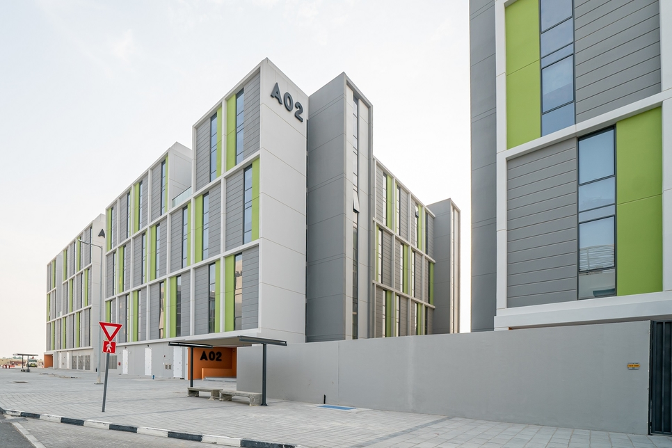 Dubai South invests $136m in developing Sakany staff accommodation