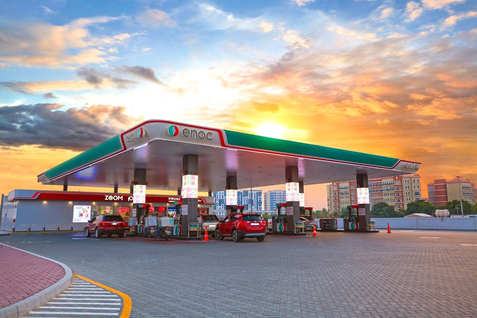 ENOC to open 40 service stations by end-2021, increase network to 192 stations