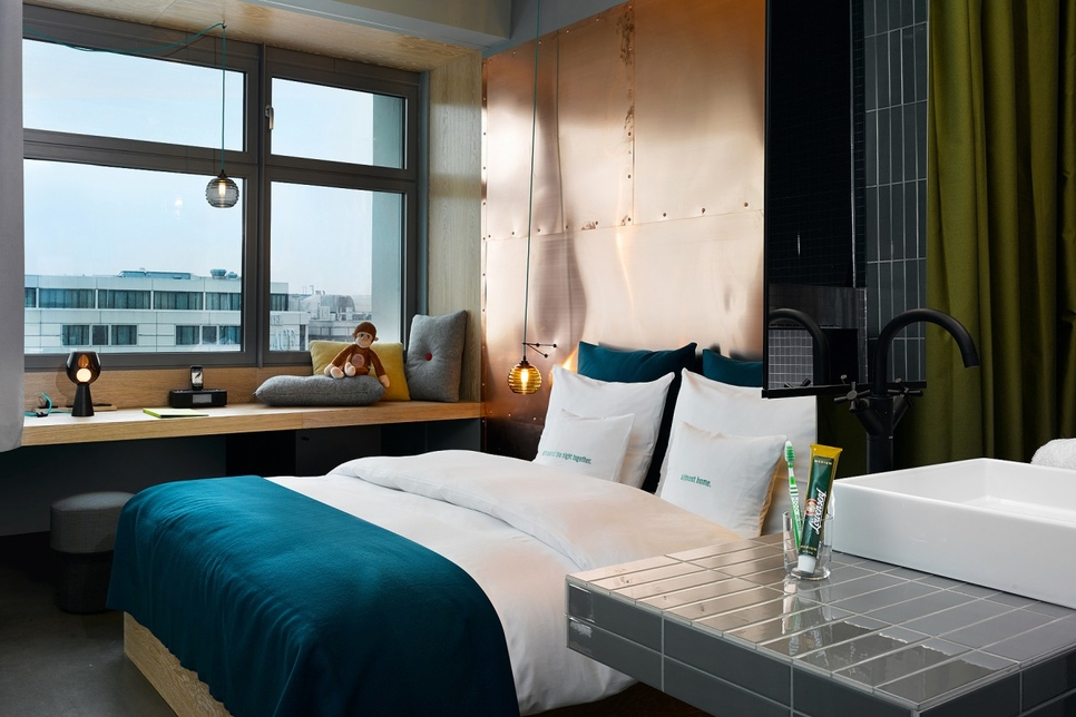 Interior designer chosen for MidEast's first 25hours hotel