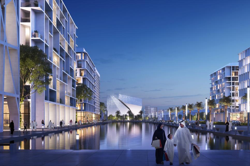 Arada secures $272m financing for Aljada project