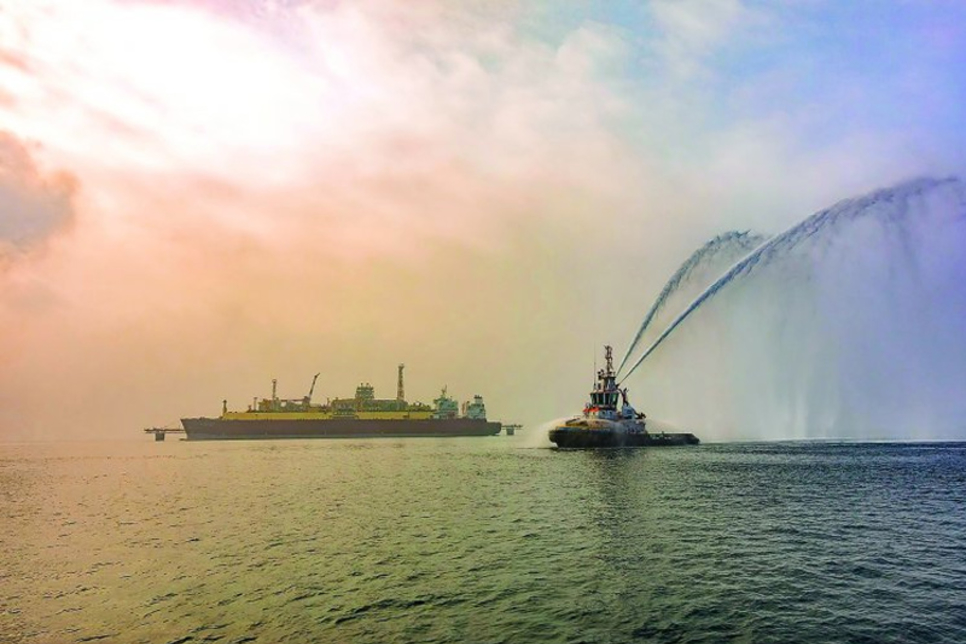 ALNG takes delivery of 500th RasGas cargo
