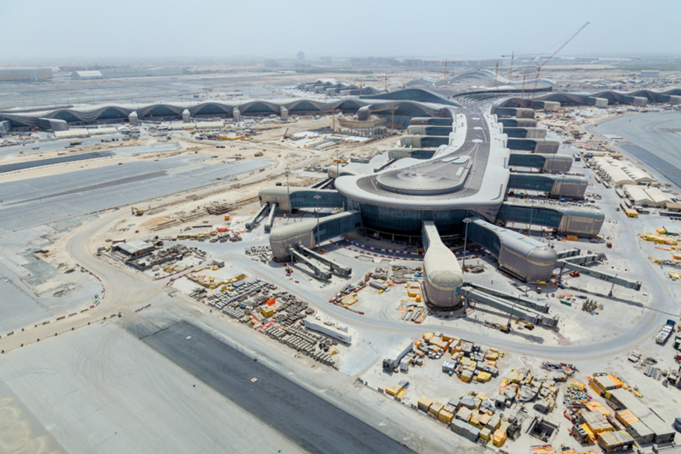 CCD to design control rooms for Abu Dhabi's Midfield Terminal