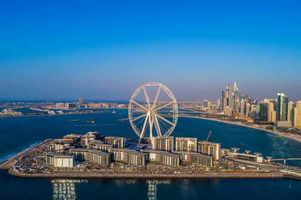 Ain Dubai to feature world's highest rope climbing platform