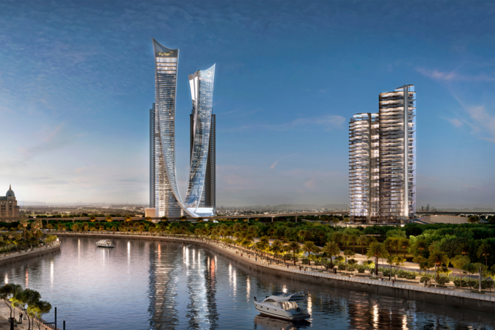 Damac issues construction tender for second Aykon City tower