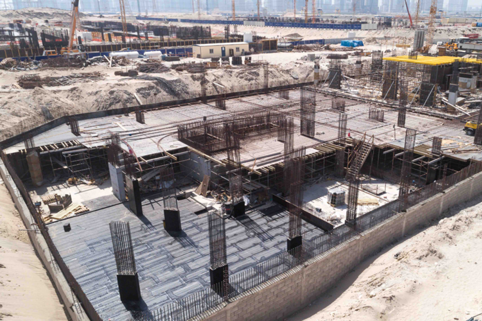 Azizi reports 'steady progress' on Dubai's $3.2bn Azizi Riviera