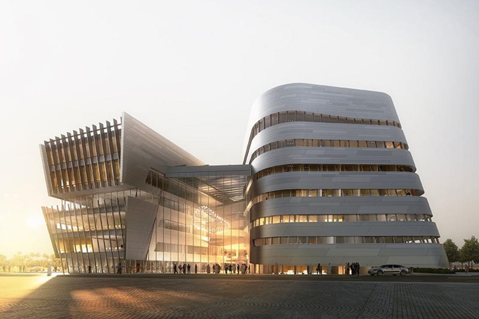 Design focus: Jeddah's Global Business School