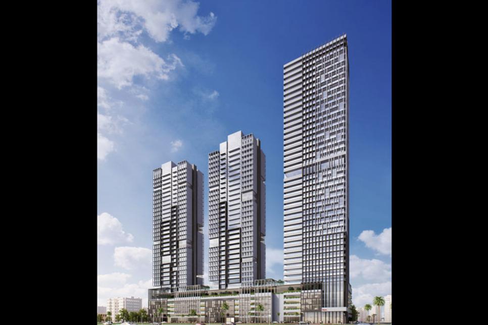 Enabling works begin for Dubai's 944-unit Bloom Towers