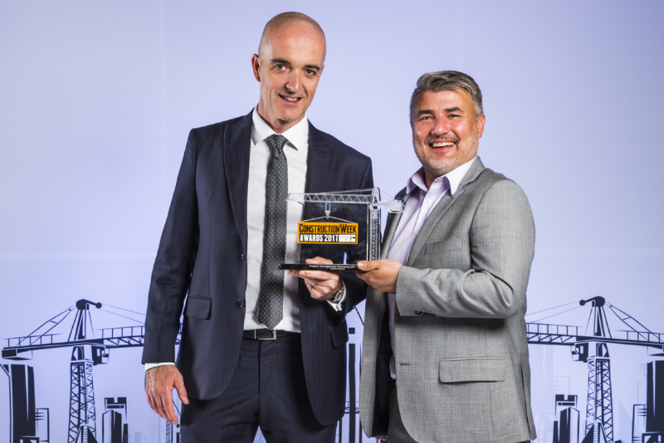CW Awards 2017: Winning project management firm revealed