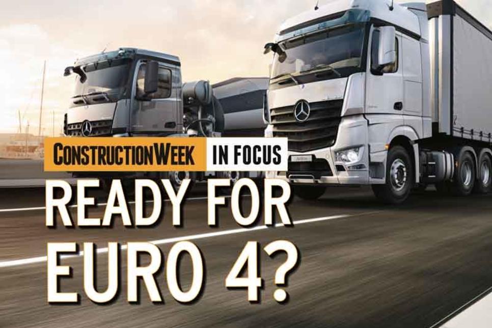 Video: Construction Week In Focus – The UAE's Euro 4 regulation