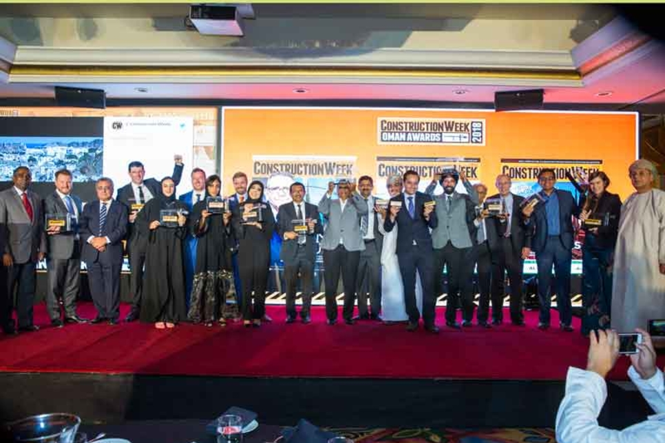 In Pictures: Meet the winners of CW Oman Awards 2018