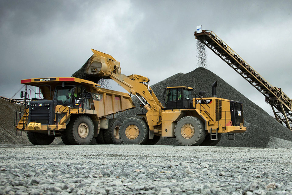 Caterpillar unveils electric drive loader with 25% greater efficiency