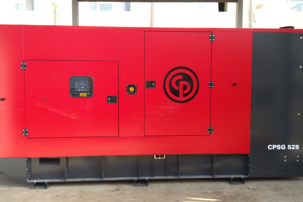 Chicago Pneumatic sells first CPSG generators in Egypt