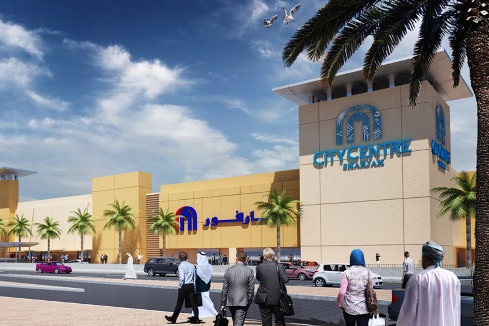 UAE's $70.8m City Centre Sharjah mall expansion enters final phase