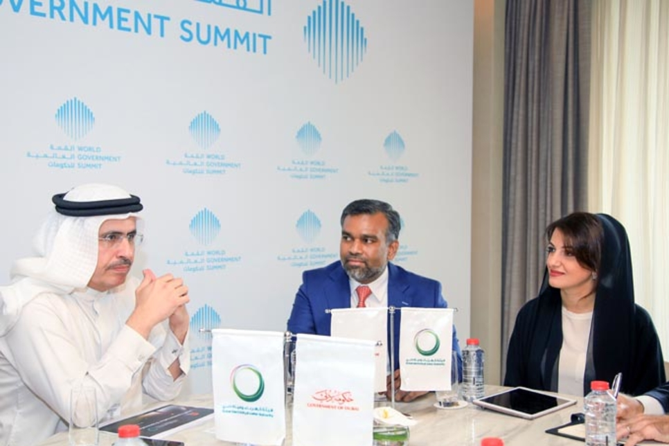 DEWA, GE to enhance cooperation in digital technologies, AI