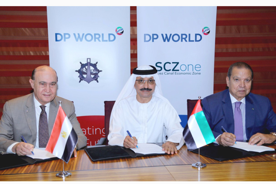 Dubai's DP World to bid for container depot project in Egypt