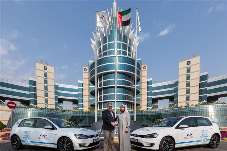 Dubai: DSOA adds two hybrid Golf GTE cars to fleet