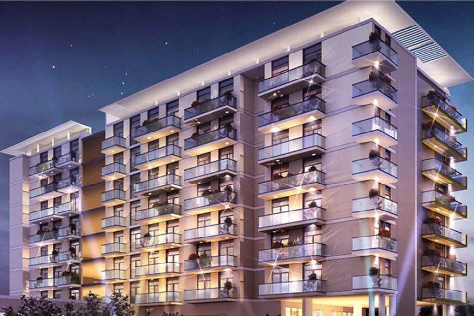 Construction of Damac's Dubai South hotel 90% complete