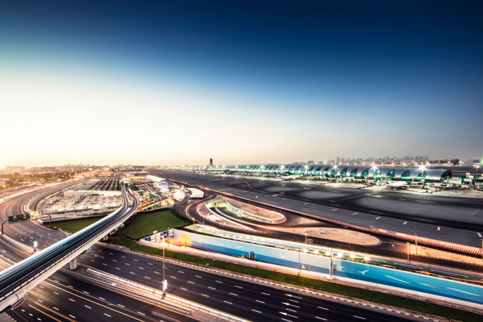 Seven-year retrofit of Dubai airport to focus on water, air systems