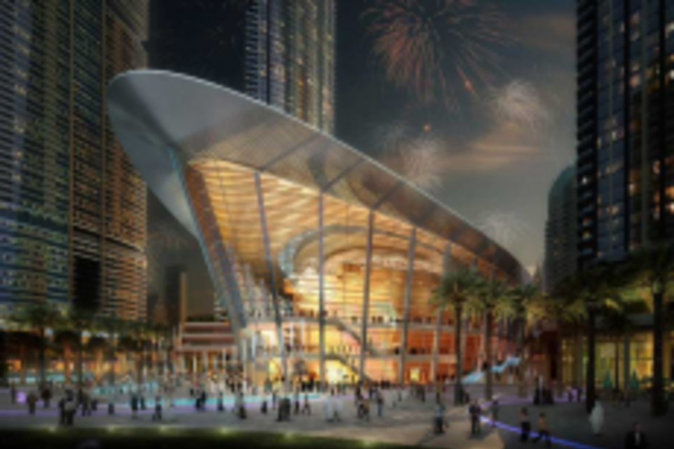 The following video offers a sneak peek inside Emaar Properties' Dubai Opera.