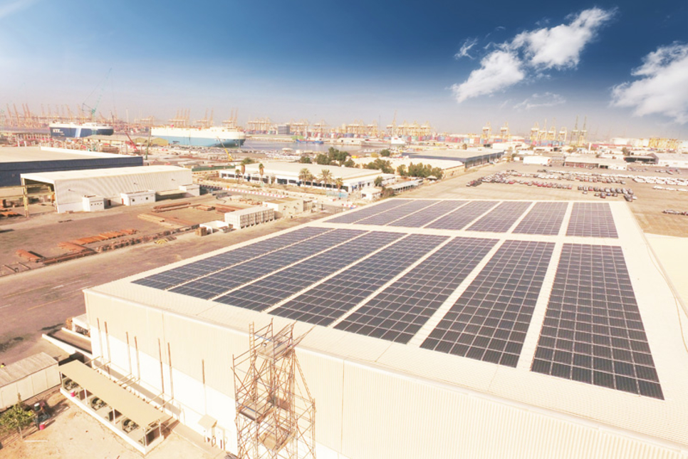 Dubai to have Middle East's largest distributed solar rooftop