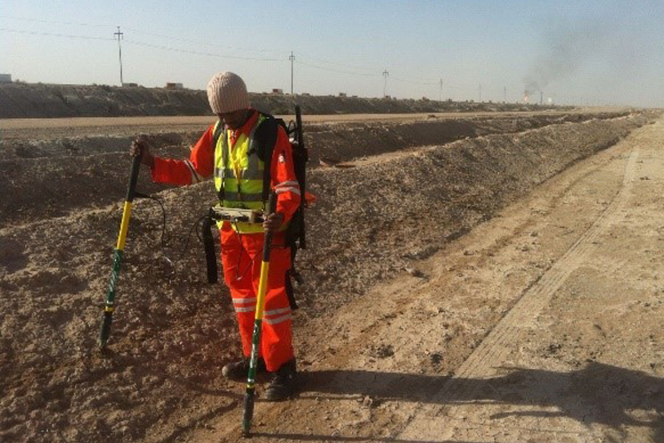 Sharjah firm completes corrosion protection work for Shell Iraq