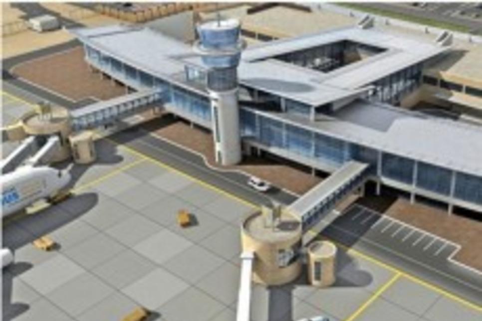 Passenger terminal at Oman's Duqm Airport 96% complete