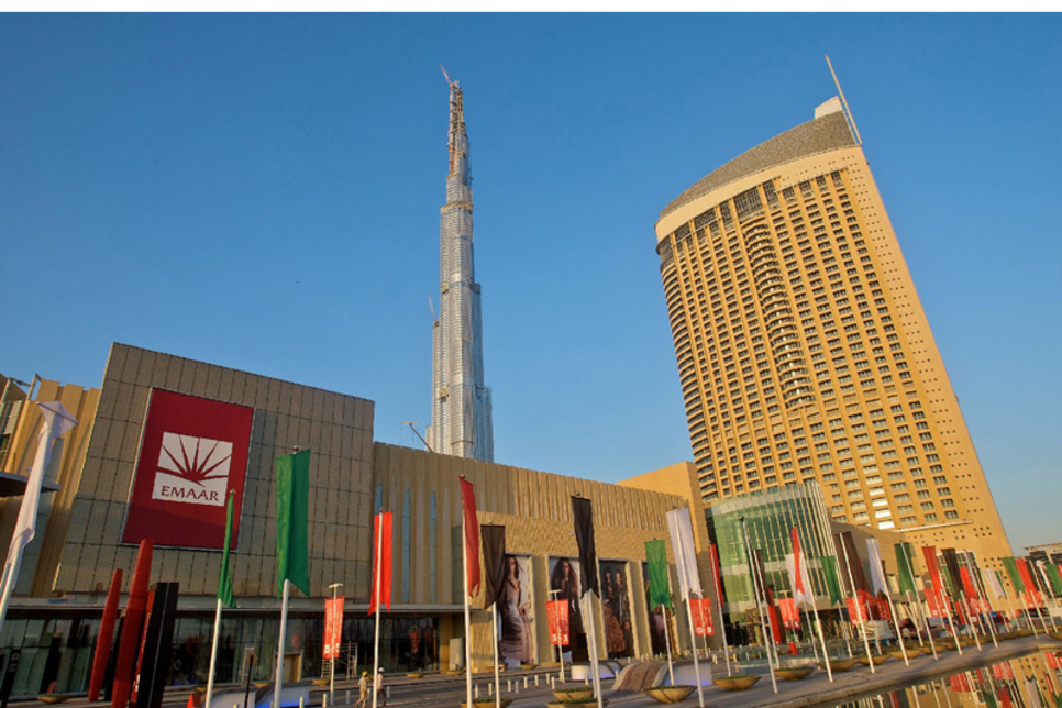Dubai Mall bags accreditation for service quality