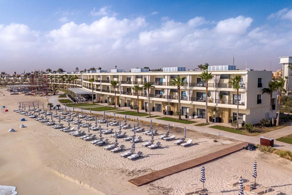 Design focus: Emaar's Egyptian Al Alamein Hotel