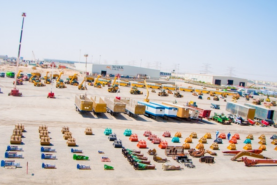 Used equipment prices remain stable in Middle East