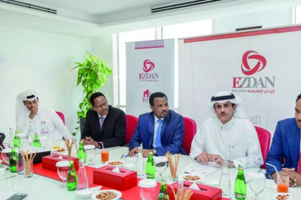 Ezdan forays into Ethiopia with first mega project