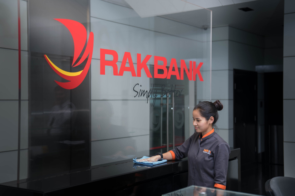 UAE's Farnek inks two-year cleaning contract with RAKBank
