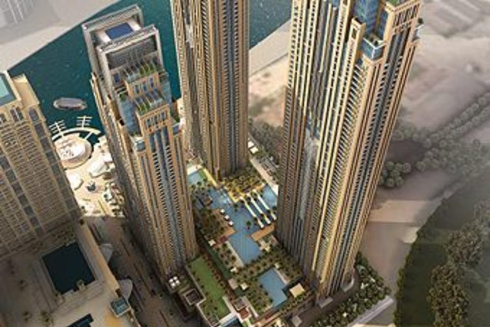 Dubai: 1,000 Habtoor City residences open for sale