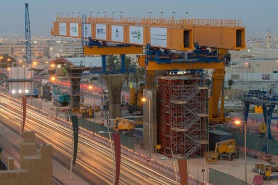 Haulotte provides 150 units for $22bn Riyadh Metro