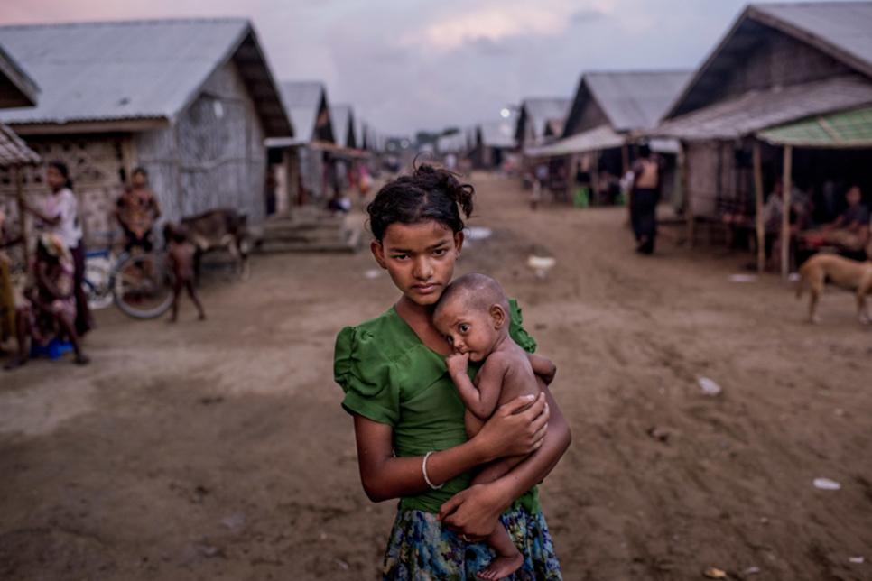 UAE's Sharjah Media Corp to help build hospital for Rohingya refugees