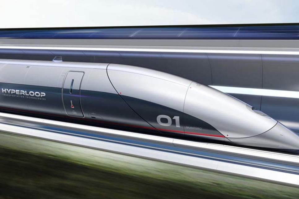 Abu Dhabi hyperloop supplier inks Ukraine deal