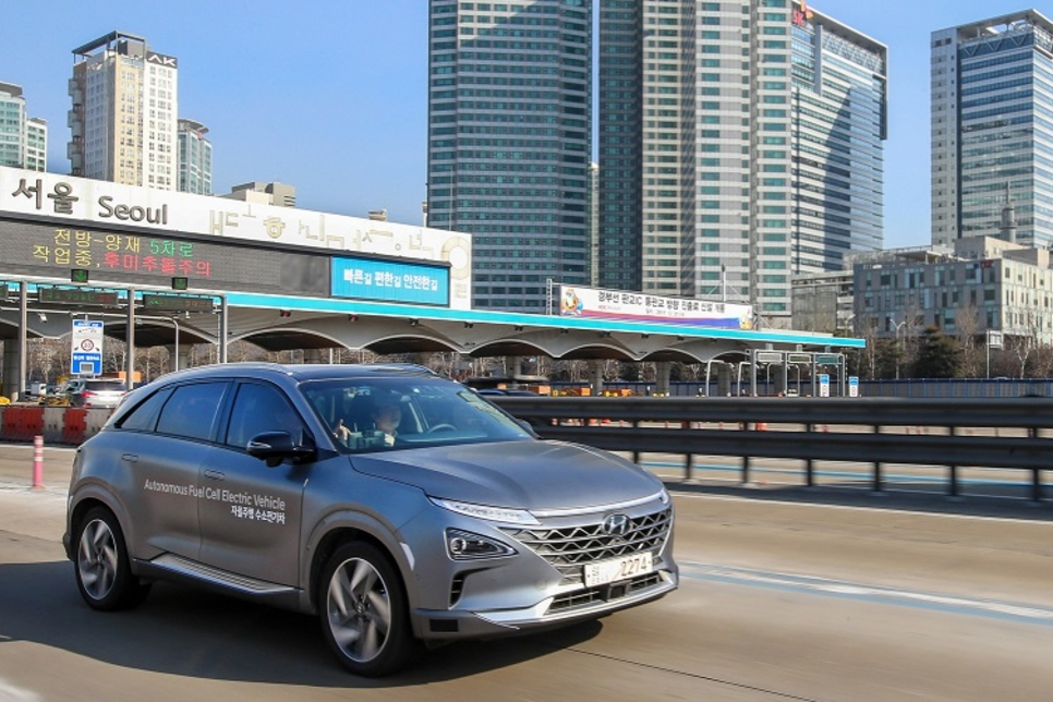 Hyundai unlocks new level of autonomous driving in South Korea
