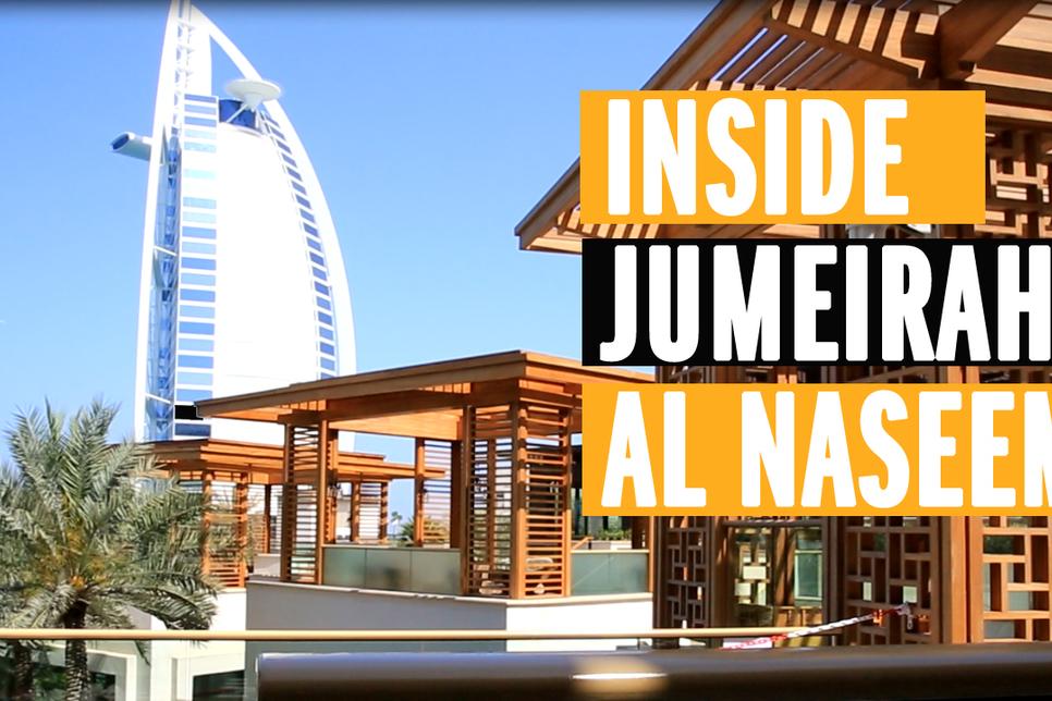 Video: Inside Dubai's luxury Jumeirah Al Naseem hotel