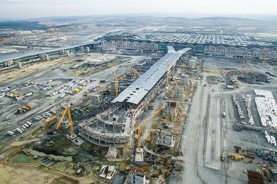 Turkey's $12.7bn Istanbul New Airport to open this year