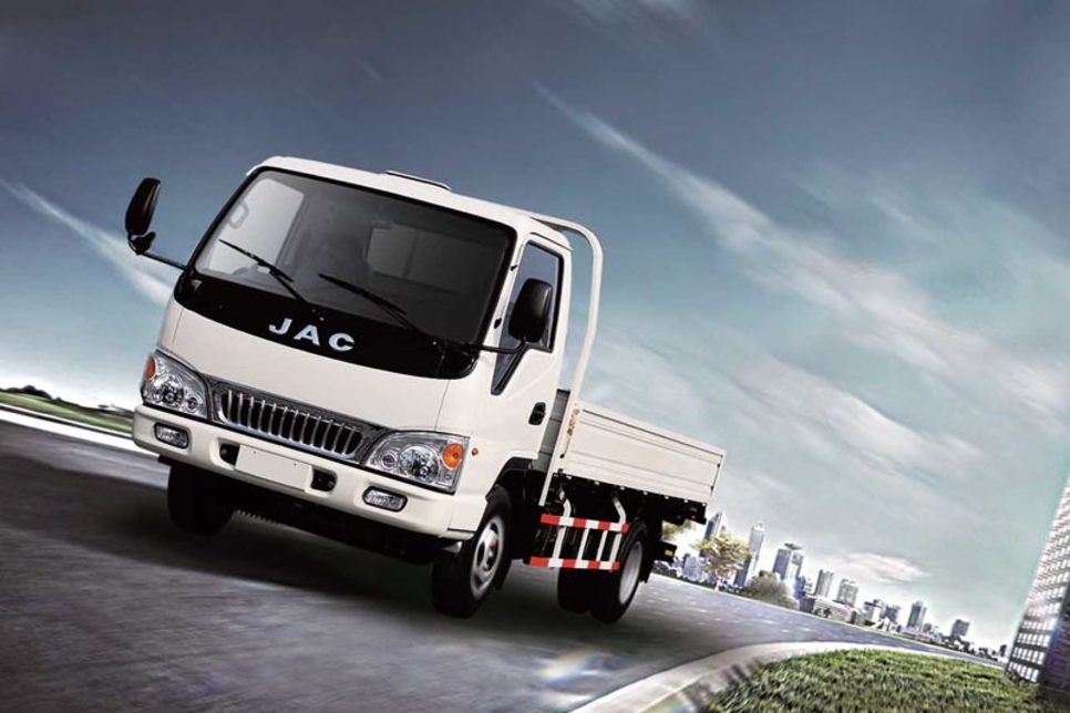 Towell Auto launches light-duty JAC trucks in Oman