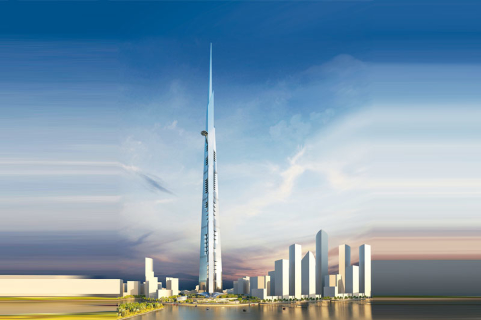 JEC signs consulting deal for Jeddah Tower ICT infra design
