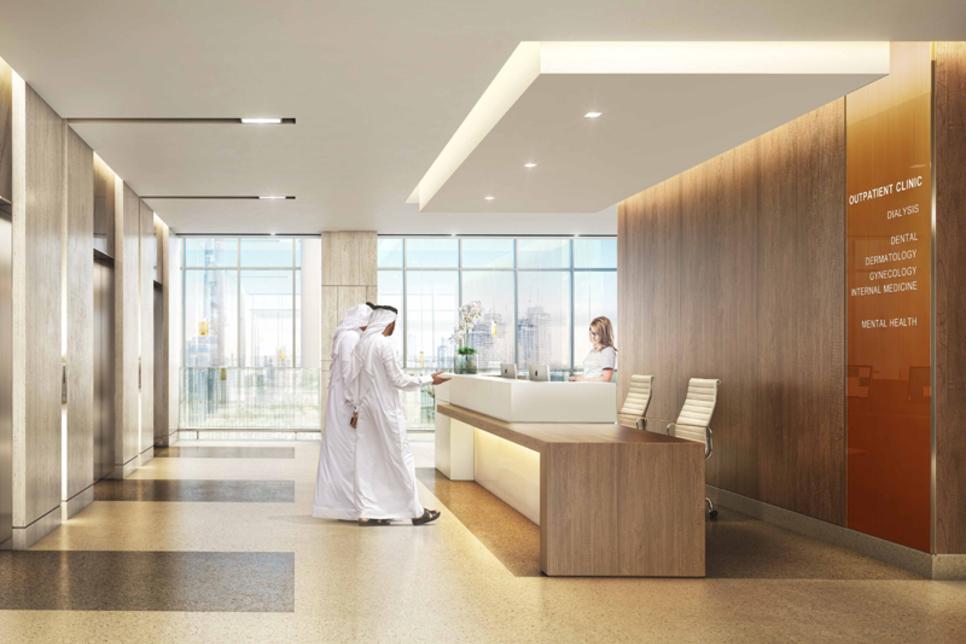 KCH Healthcare to start building $30m Dubai Marina clinic in Q4 2017