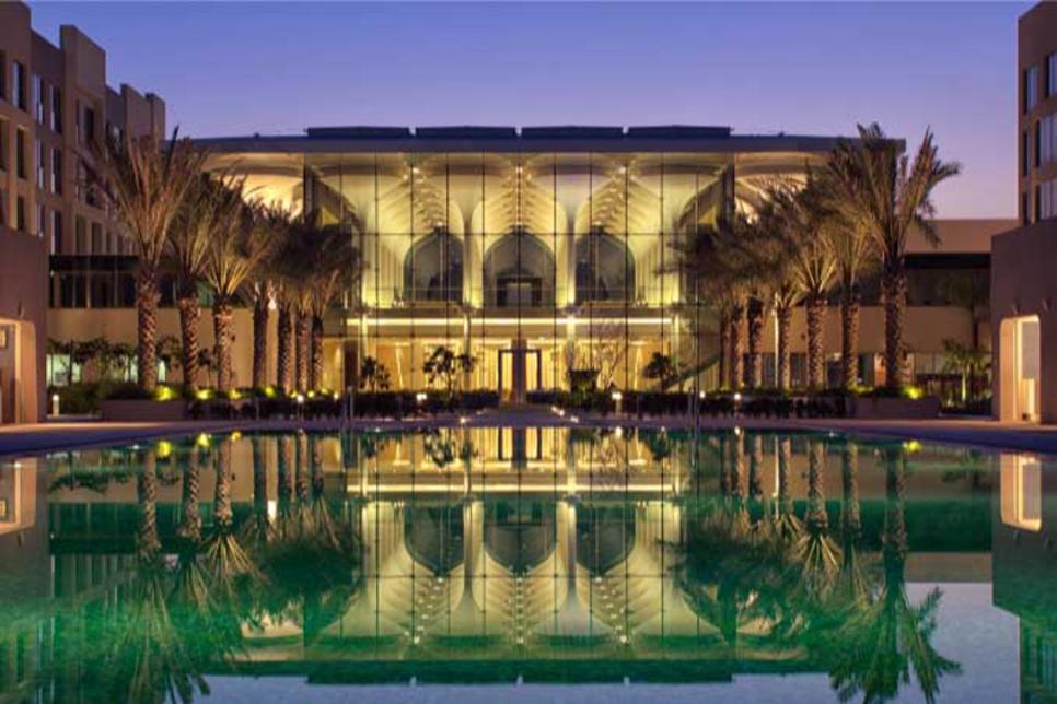 Woods Bagot-designed Kempinski hotel opens in Muscat