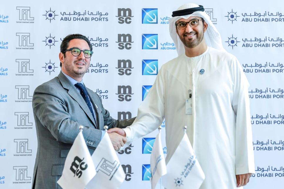 Abu Dhabi Ports strikes $1bn deal to develop Khalifa Port terminal
