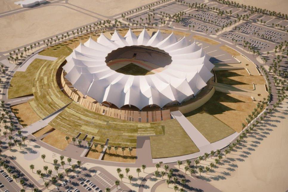 Italian firm wins King Fahd Int'l Stadium contract