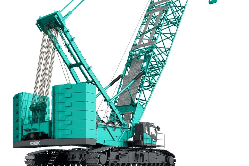 Scania engines to power Kobelco cranes